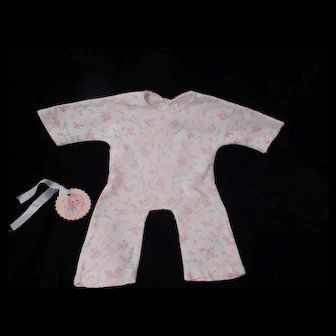 "Vintage ""VERY RARE"" Effanbee Dy-Dee Doll Lou Pajamas for your 20"" Doll"