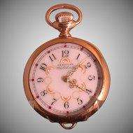 American Waltham Watch,  Lady's Pendant Watch 1895-96, Working!