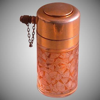 Art Deco Perfume Atomizer, Purse/Travel Size, circa 1920's