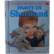 """""""Party In Shariland"""" A Little Golden Book"""