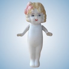 Frozen Bisque Made In Japan Doll