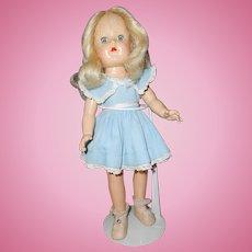1949 Ideal's P-90 Platinum Blonde Toni Doll