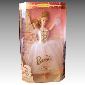 "Mattel's 1996 ""Barbie As The Sugar Plum Fairy"""
