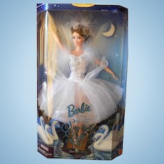 MIB:1997:Mattel:Barbie:Swan Queen:From Swan Lake.