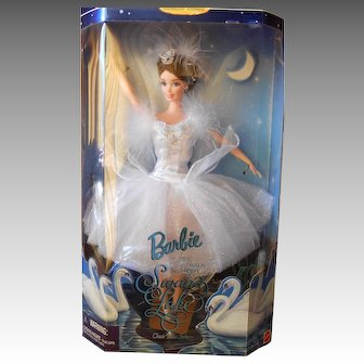 MIB:1997:Mattel:Barbie:Swan Queen:From Swan Lake.