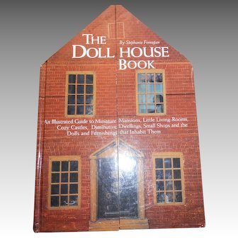 The Doll House Book by Stephanie Finnegan
