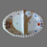 Württemberg Porzellan Devided Serving Dish, 1904-1934
