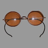 Antique Wire Rimmed Glasses