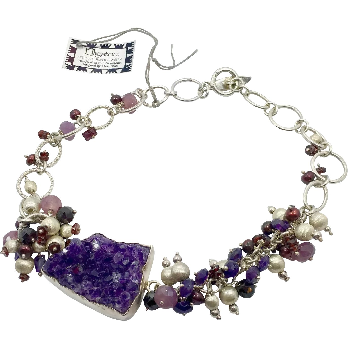 radiance jewelry amethyst necklace ming amy shop boutiqueamy raw