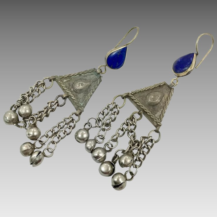 heart silver and ea hearts c lapis denim sterling dangle biga on cfaw post earrings