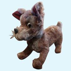 Tramp Stuffed Animal Dog Side Glance Eyes
