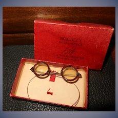 SOCIETY  Doll Specs In Original Box