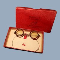SOCIETY  Doll Specs In Original Box