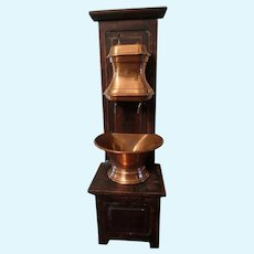 Outstanding French Hanging Copper Water Fountain With Lavabo FREE Ship USA