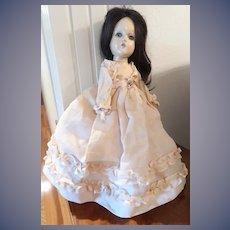 Composition Vintage Madame Alexander Doll Marked