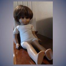 "19"" German Gotz-Puppe Doll"