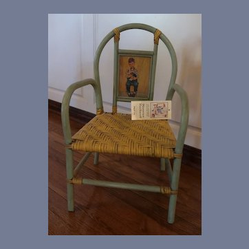 Palecek Norman Rockwell Childs/Doll Chair