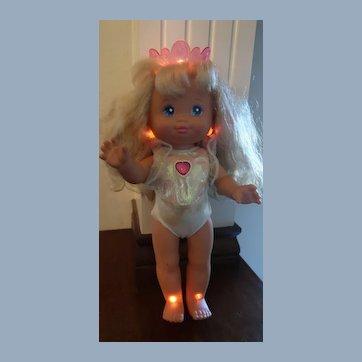Mattel 1988 Starbrite Sparkles Doll