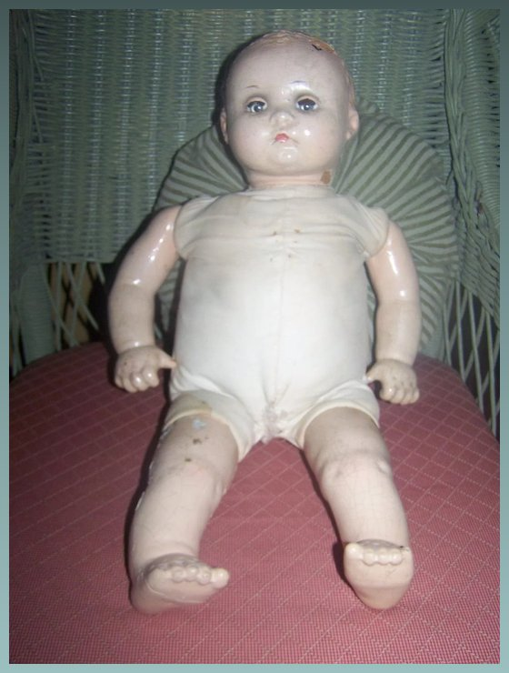 Doll Repair Needed For Baby Georgene Buy And Bye Antiques And