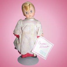Madame Alexander #311 Altar Boy Original Box/hang tag