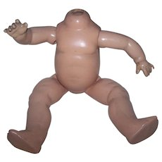 Toddler Chunky Body Doll