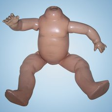 Toddler Chunky Body Doll
