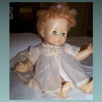 Ideal Pattiburp Doll 1964