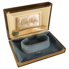 Vintage 1950's Lady Elgin Display Box