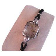 Vintage Girard-Perregaux Ladies 14 KT Wrist Watch
