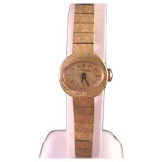 Vintage Ladies Wittanauer Watch Bracelet
