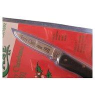Vintage 1992 Case Knife