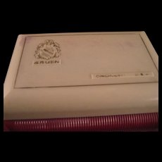 Vintage Bakelite Gruen Watch Display Case