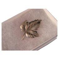 Vintage Sterling Silver Tiffany Pin Brooch