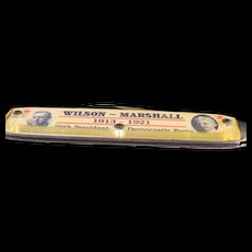 Vintage Novelty Knife Company U. S. President collection. Made in USA