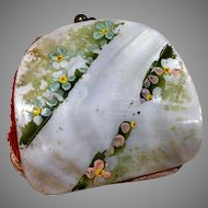 Antique Shell Doll Purse