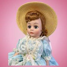 MIB Madame Alexander Cissette Doll Portrette Iris All Original with Box