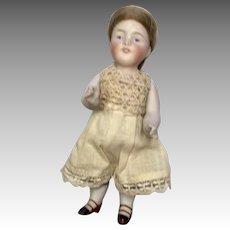 Kestner All Bisque Antique German Doll