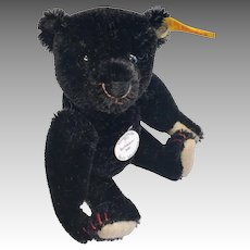 Steiff Made in Germany Black Teddy Bear