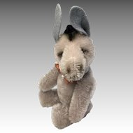 Rare German Schuco Bear Yes No Vintage Donkey