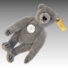 Vintage Richard Steiff Teddy Bear Metal Button Tags