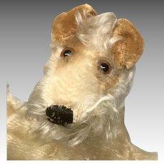 Vintage Steiff Dog