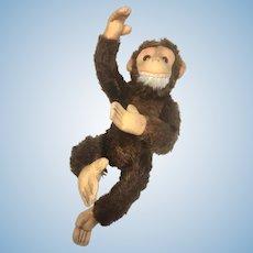 Vintage Steiff Bear Co Monkey