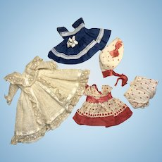 Vintage 1950s Vogue Ginny Doll Clothes