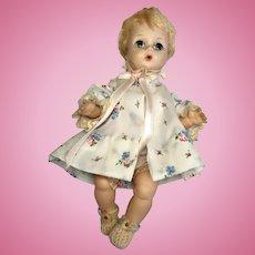 Vintage 1950s Madame Alexander Alexanderkins Little Genius Baby Doll