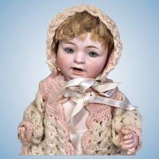 G B George Borgfeldt Bisque Head Baby Doll