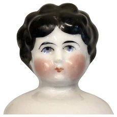 German Antique China Doll Head