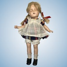 Original Tagged Dress & Shoes McGuffey Ana Plus Madame Alexander Doll