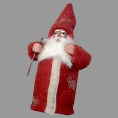 Santa Claus or Wizard Doll Candy Container