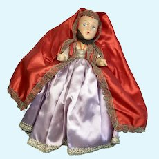 Beautiful Vintage All Original Composition Doll