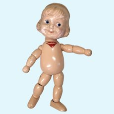 Fun Wood Compo Fully Jointed Margie Doll